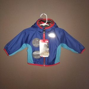 The North Face Reversible Grizzly Peak Blue 3M NWT